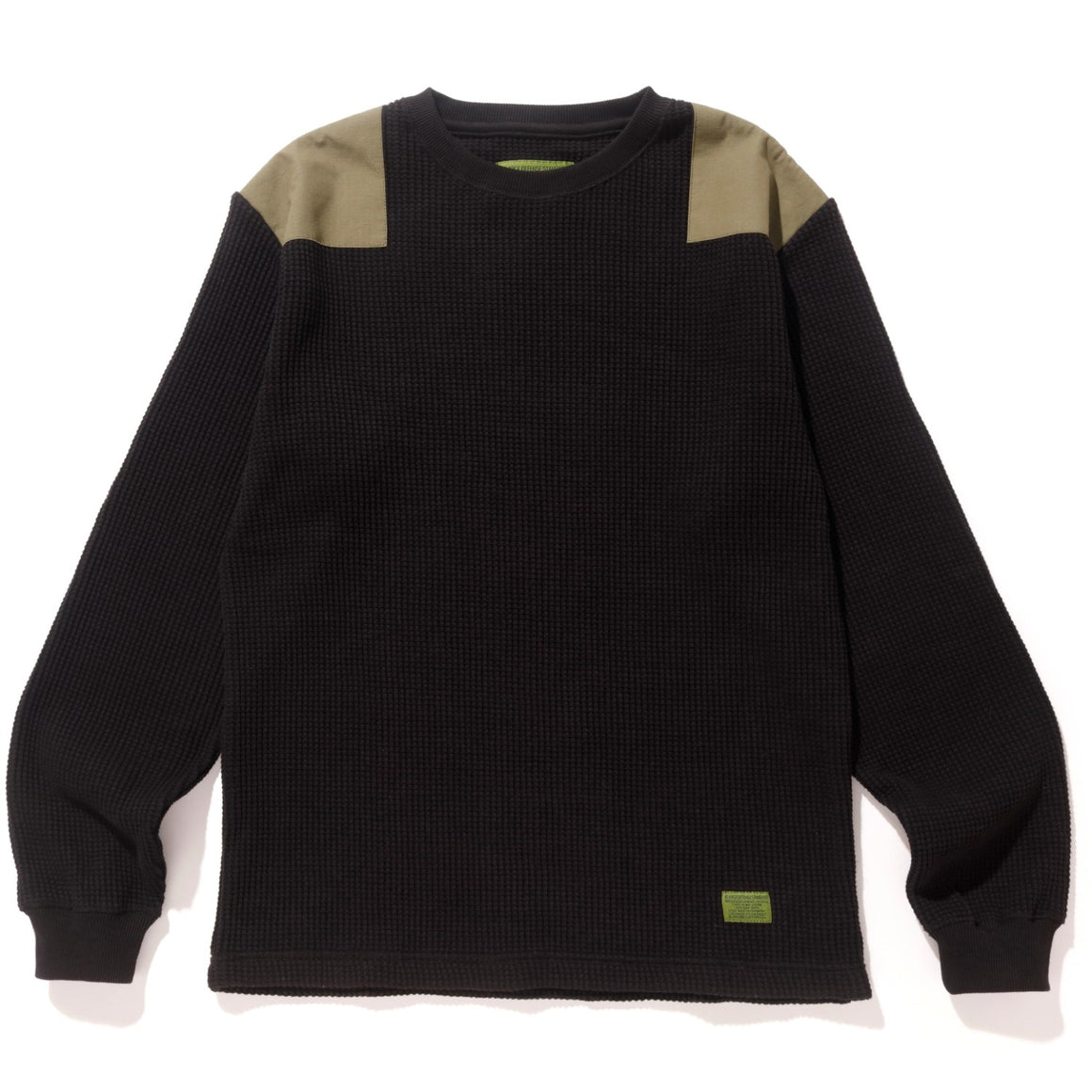 PATCHED LS THERMAL T-SHIRT XLARGE