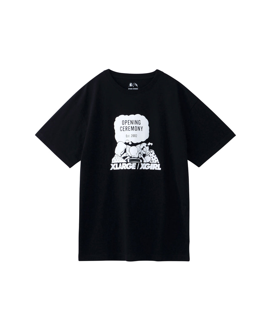 S/S TEE XL x XG x OC MEETING T-SHIRT XLARGE