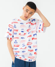 Load image into Gallery viewer, S/S ALLOVER PRINT TEE T-SHIRT XLARGE