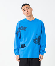 Load image into Gallery viewer, L/S TEE RANDOM PRINT