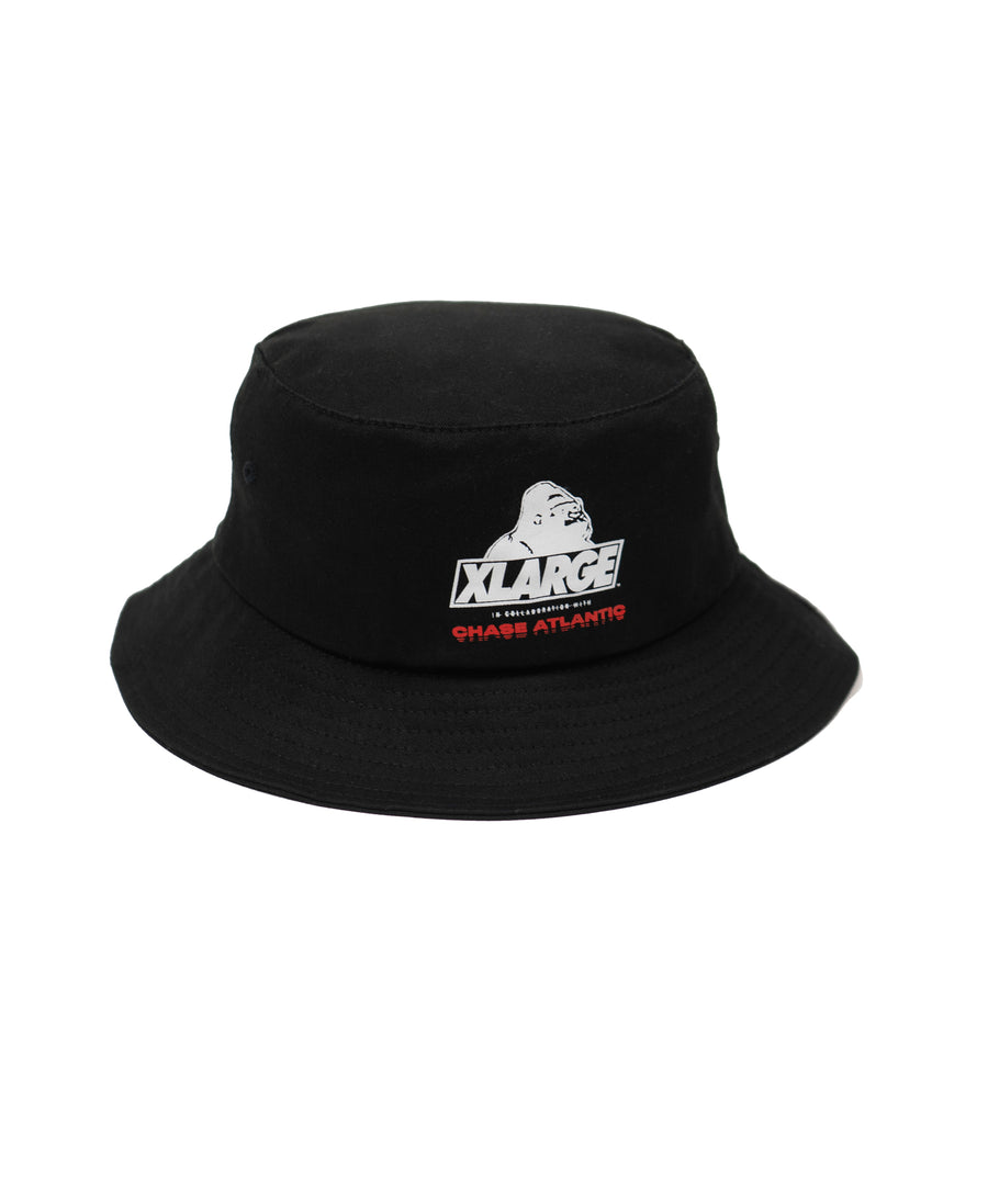 CHASE ATLANTIC CAUTION BUCKET HAT HEADWEAR XLARGE