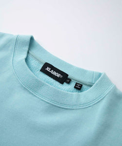 PEEL OFF S/S SWEAT FLEECE, CREWNECK, HOODIE XLARGE