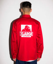 Load image into Gallery viewer, L/S OG WORK SHIRT 2 SHIRT XLARGE
