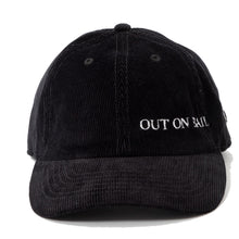 Load image into Gallery viewer, OUT ON BAIL CORDUROY CAP HEADWEAR XLARGE