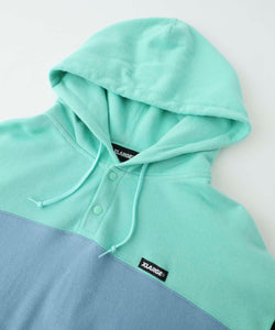 HENRY PULLOVER HOODED SWEAT FLEECE, CREWNECK, HOODIE XLARGE