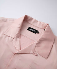Load image into Gallery viewer, S/S ACCIDENT SATIN SHIRT SHIRT XLARGE