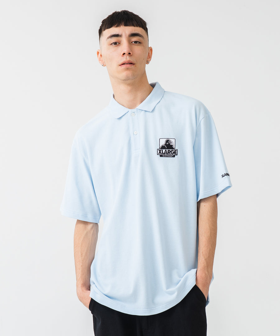 EMBROIDERY OG POLO SHIRT KNITS XLARGE