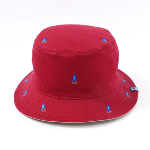 EMBROIDERY REVERSIBLE BUCKET HAT HEADWEAR XLARGE