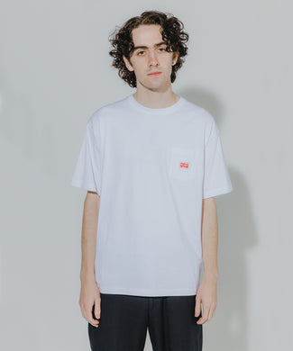S/S HARDLY WORKING POCKET TEE T-SHIRT XLARGE