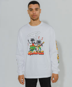 L/S TEE OUT OF STEP T-SHIRT XLARGE