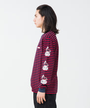 Load image into Gallery viewer, L/S STRIPE TEE KEITH