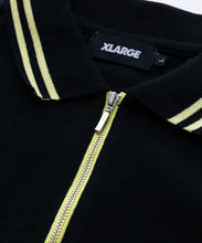 Load image into Gallery viewer, S/S HALF ZIP BIG POLO SHIRT KNITS XLARGE