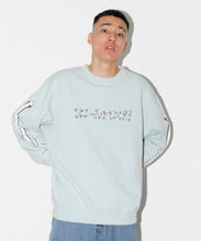 Load image into Gallery viewer, BONE LOGO CREWNECK SWEAT FLEECE, CREWNECK, HOODIE XLARGE
