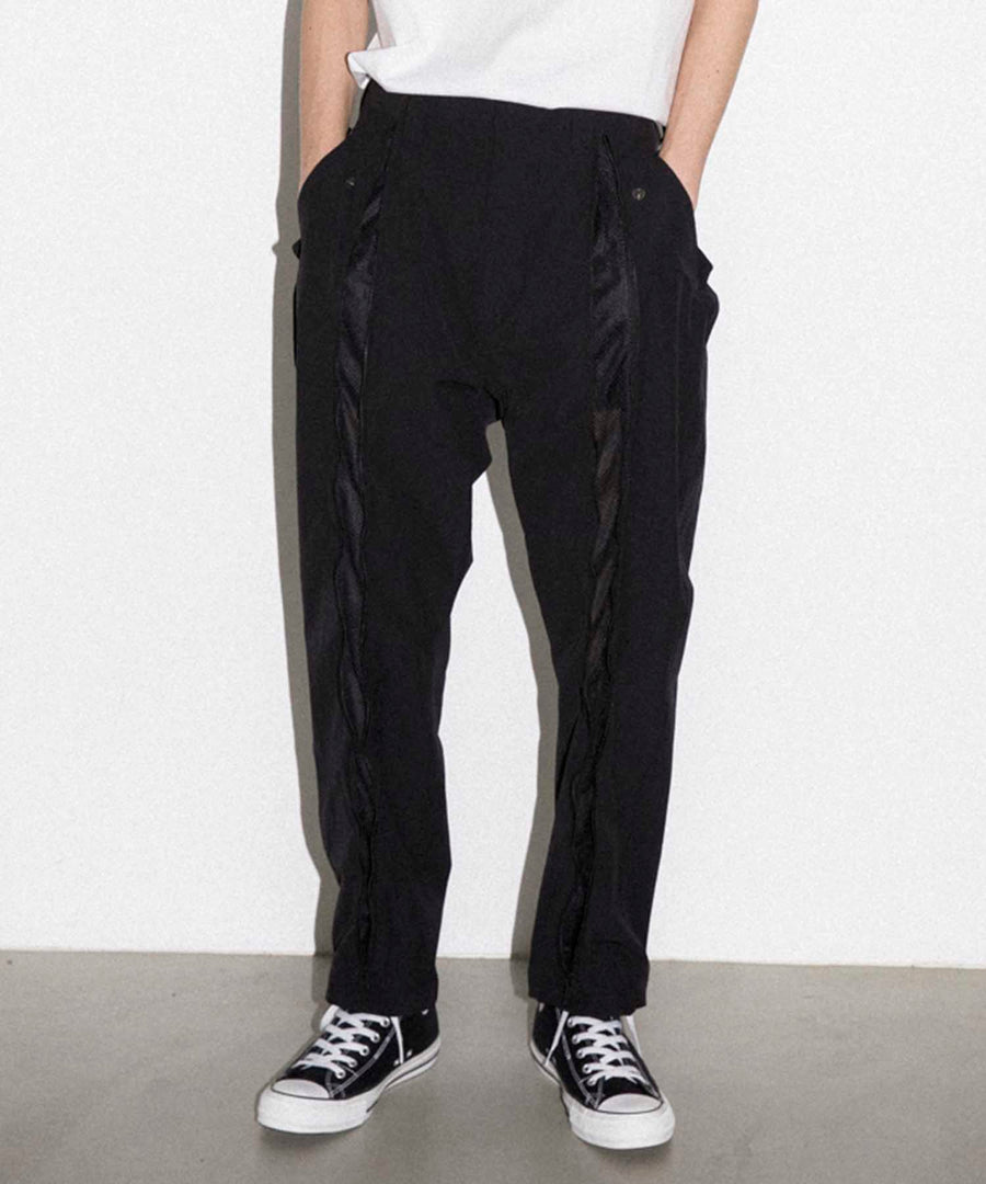 ZIPPED MIL PANT-WS PANTS XLARGE
