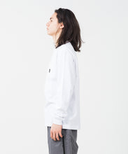 Load image into Gallery viewer, L/S POCKET TEE SQUARE OG
