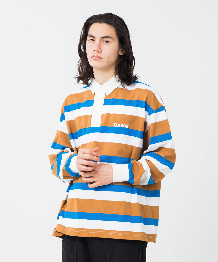RUGBY STRIPE SHIRT
