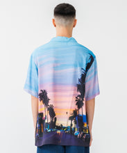Load image into Gallery viewer, OIL PAINTING S/S BUTTON UP SHIRT XLARGE