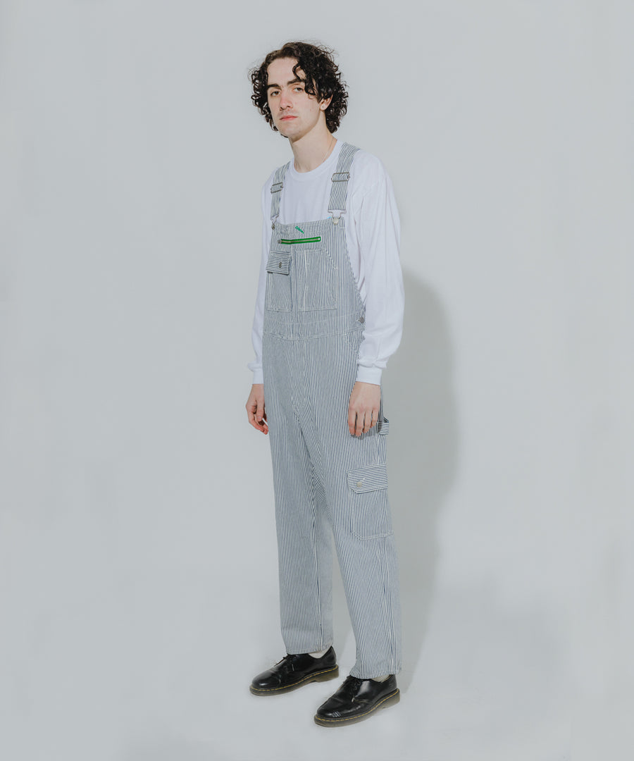 DENIM OVERALL PANTS XLARGE