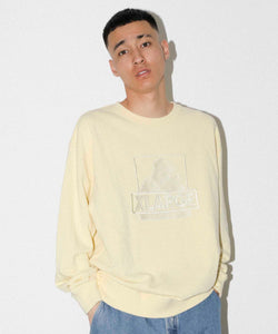 EMBROIDERY OG CREWNECK SWEAT FLEECE, CREWNECK, HOODIE XLARGE
