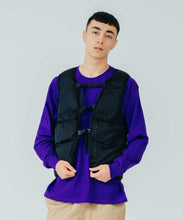 Load image into Gallery viewer, PUFF UTILITY VEST OUTERWEAR XLARGE