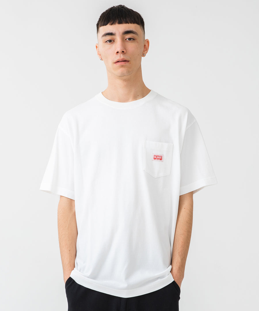 S/S KEY PERSON POCKET TEE T-SHIRT XLARGE