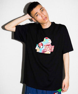 S/S TEE INGREDIENTS SLANTED OG T-SHIRT XLARGE