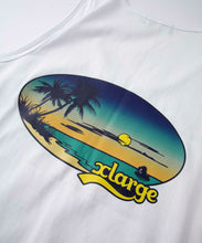 Load image into Gallery viewer, SUNSET TANKTOP T-SHIRT XLARGE
