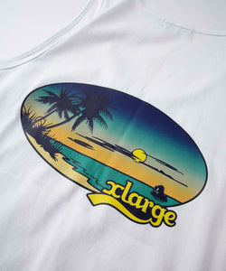 SUNSET TANKTOP KNITS XLARGE
