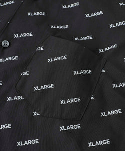 ALLOVER PRINTED LS SHIRT SHIRT XLARGE