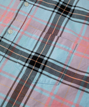 Load image into Gallery viewer, L/S PLAID PATTERN SHIRT SHIRT XLARGE