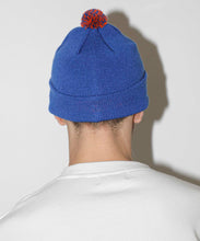 Load image into Gallery viewer, STANDARD LOGO POMPOM BEANIE HEADWEAR XLARGE