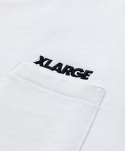 Load image into Gallery viewer, S/S SLANTED OG POCKET SWEAT FLEECE, CREWNECK, HOODIE XLARGE
