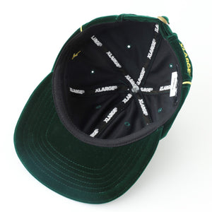 VELOUR PIPING 6PANEL CAP