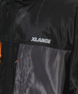 HOODED TRACK JACKET OUTERWEAR XLARGE