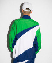 Load image into Gallery viewer, SLASH PANELED NYLON JACKET OUTERWEAR XLARGE