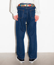 Load image into Gallery viewer, EMBROIDERY DENIM PANTS PANTS XLARGE