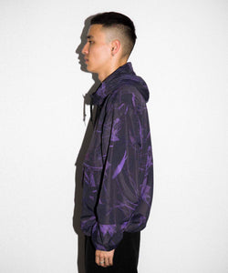 PANELED ANORAK JACKET