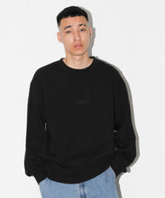 Load image into Gallery viewer, EMBROIDERY STANDARD LOGO CREWNECK SWEAT 2 FLEECE, CREWNECK, HOODIE XLARGE
