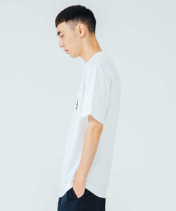 XLARGE x D*FACE S/S BIG PRINT POCKET TEE T-SHIRT XLARGE