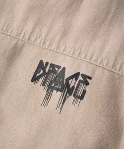 XLARGE x D*FACE STRIPE SKULL RENDER TACTICAL JACKET OUTERWEAR XLARGE
