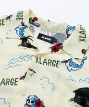 Load image into Gallery viewer, VINTAGE ALOHA S/S SHIRT SHIRT XLARGE