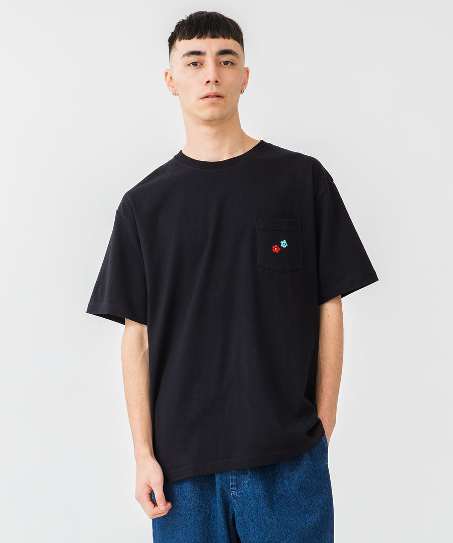 S/S WEEKENDER POCKET TEE T-SHIRT XLARGE