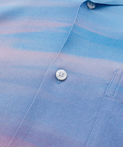 OIL PAINTING S/S BUTTON UP SHIRT XLARGE