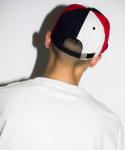 MULTI PANEL BASEBALL CAP