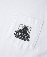 Load image into Gallery viewer, XLARGE x D*FACE L/S STRIPE SKULL RENDER POCKET TEE T-SHIRT XLARGE