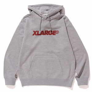 STANDARD LOGO PULLOVER HOODED SWEAT