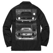Load image into Gallery viewer, CAMARO COACH JACKET OUTERWEAR XLARGE