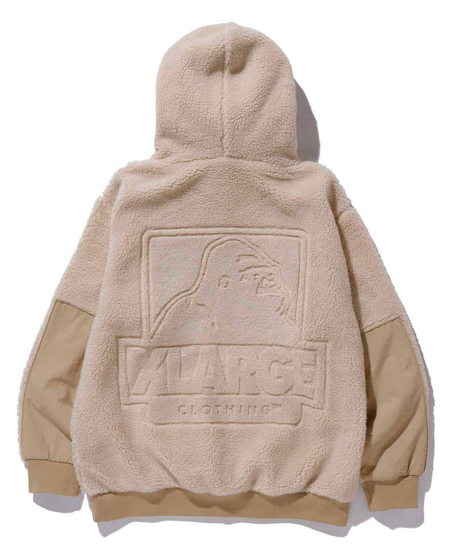 BOA PULLOVER HOODIE