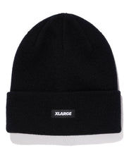 Load image into Gallery viewer, PATCHED CUFF BEANIE HEADWEAR XLARGE