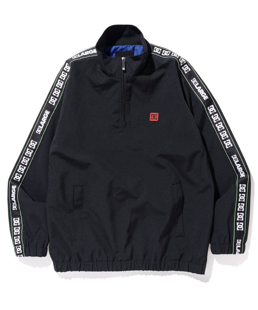 XL x DC HALF ZIP TRACKER JACKET OUTERWEAR XLARGE